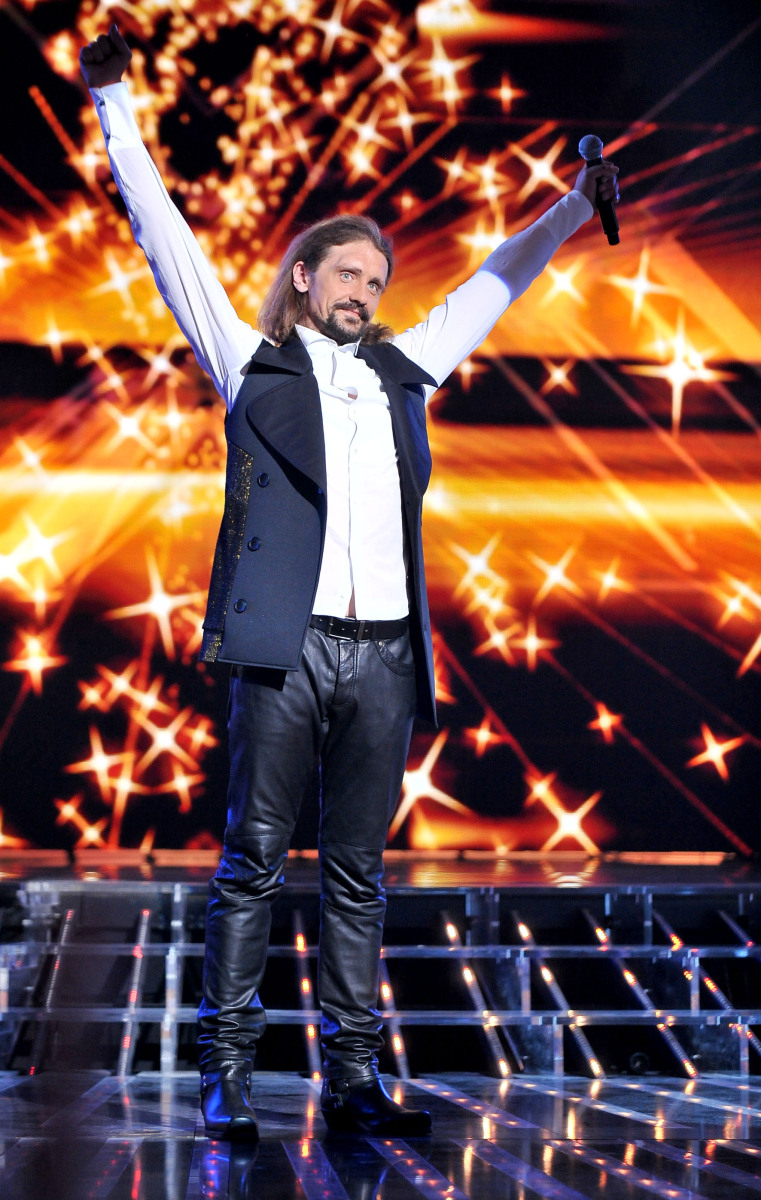 Gienek Loska w finale
